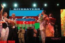 """Türkiyədən qələbə reportaji: Minlərlə tamaşaçı """"Azərbaycan! Azərbaycan! Azərbaycan!"""" dedi (FOTO) - Gallery Thumbnail"""