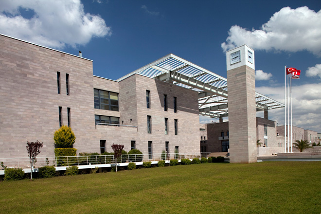 The most prestigious Turkish University now in Northern Cyprus. Middle East Technical University Northern Cyprus Campus
