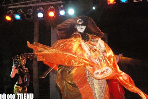 Красочный карнавал на ходулях в Турции глазами азербайджанца (фотосессия) - Gallery Image