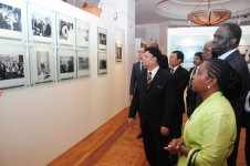 Permanent representatives of several countries to UN visit Heydar Aliyev Foundation - Gallery Thumbnail