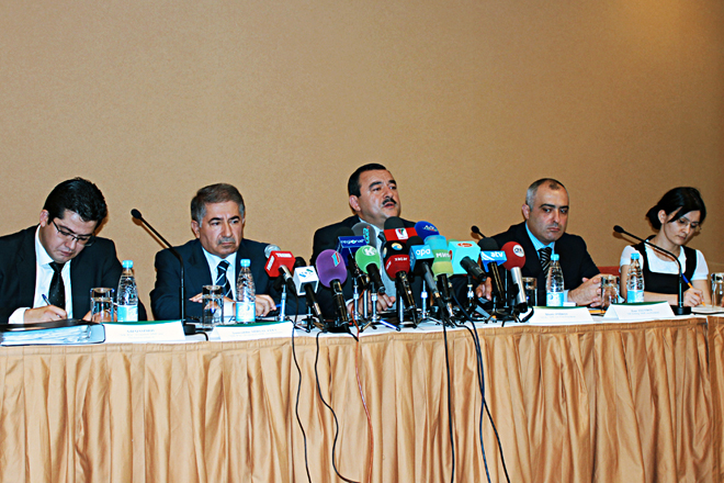 """Commission states about """"large percentage of probability"""" of death of Azerbaijani cargo plane's crew (PHOTO)"""