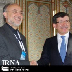 Iran, Turkey have historic bonds: Salehi