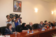 Azerbaijan's ruling party held a meeting with Romania's ruling Democratic Liberal Party (PHOTO) - Gallery Thumbnail