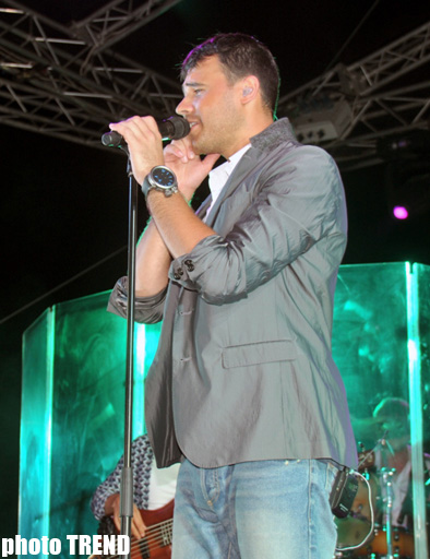 Photo report from opening of Sea Breeze Resort and Beach and Emin Agalarov's concert - Gallery Image