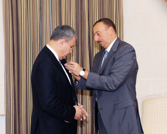 President of BP-Azerbaijan awarded with Shohret Order (PHOTO) - Gallery Image