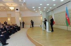 Azerbaijani, Polish presidents give joint press conference - Gallery Thumbnail
