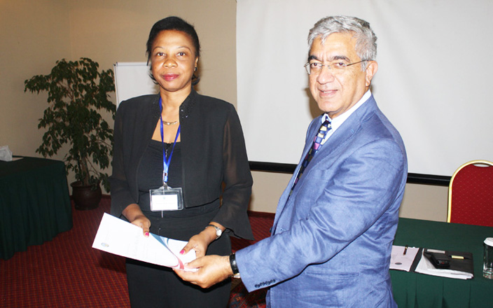 ADA finishes courses for Asian and African diplomats (PHOTO)
