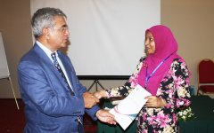 ADA finishes courses for Asian and African diplomats (PHOTO) - Gallery Thumbnail