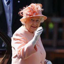 Британцы празднуют 60-летие правления Елизаветы Второй