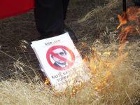 Ağrıdağda Serj Sarkisyanın şəkli yandırıldı (FOTO) - Gallery Thumbnail