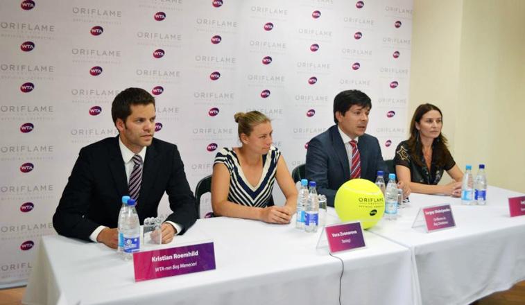Orifleym və WTA-nın əməkdaşlığı (FOTO) - Gallery Image