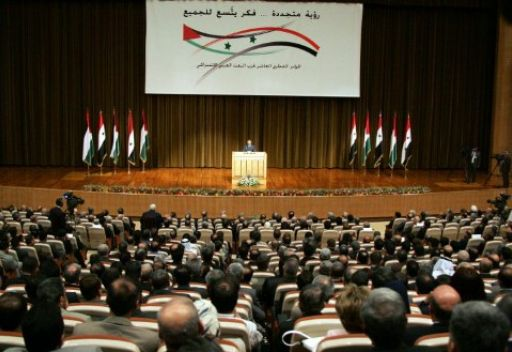 Syrian parliament calls for delay of legislative elections