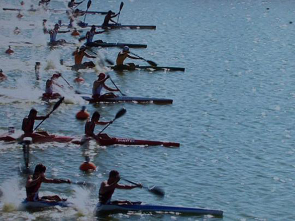 Dünya çempionatında iştirak edən dörd Azərbaycan avarçəkəni yarımfinala yüksəlib (FOTO) - Gallery Image
