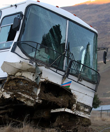 Состояние раненых в ДТП в Турции граждан Азербайджана удовлетворительное