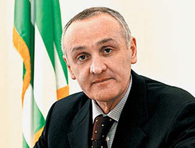 Electoral headquarters: Ankvab becomes Abkhazia's de facto leader