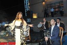 Nazpəri Dostəliyeva İsmayıllıda konsert verdi (FOTO) - Gallery Thumbnail