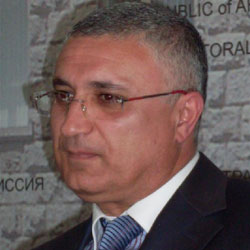 Armenia's Central Election Commission chairman dies