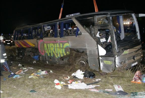 At least seven killed, 20 injured in southern Peru bus crash