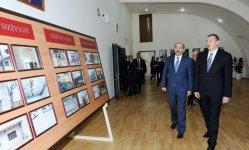 President Ilham Aliyev opens Gara Garayev music school (PHOTO) - Gallery Thumbnail