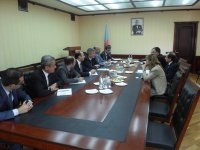 Argentina, Azerbaijan to cooperate in certification (PHOTO) - Gallery Thumbnail