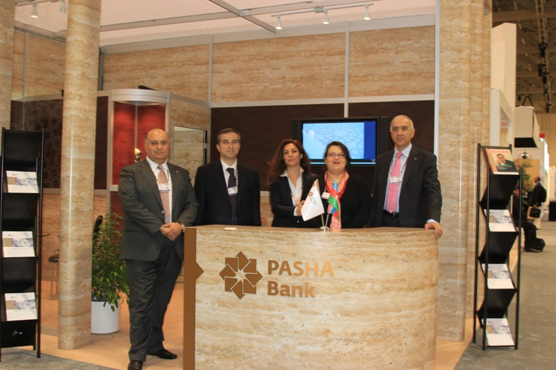 """Pasha Bank"" represents Azerbaijan in the banking exhibition in Canada"