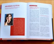 Azerbaijani First Lady's interview published in a book about world's influential women (PHOTO) - Gallery Thumbnail