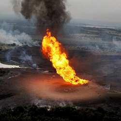 New blast hits Egypt's gas pipeline to Israel