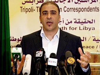Gaddafi's spokesman arrested in Libya