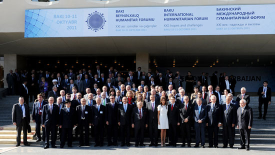 President Ilham Aliyev: Azerbaijan is country, where culture and civilization merged (PHOTO) - Gallery Image