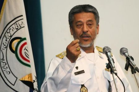 Iran deploys warships in open seas to combat piracy