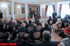 Azerbaijani news agency director awarded Russian order (UPDATE) (PHOTO) - Gallery Thumbnail