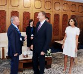 President Ilham Aliyev: Azerbaijan is country, where culture and civilization merged (PHOTO) - Gallery Thumbnail