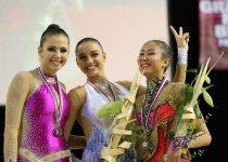 Azərbaycanlı gimnast beş bürünc medal qazanıb (FOTO) - Gallery Thumbnail