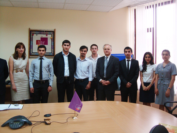 Azerfon announces results of its Summer Internship Program for 2011