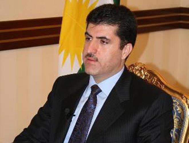 Iraqi Kurdistan PM Arrives in Tehran