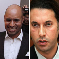 Gaddafi son plays for time, says Libyan official