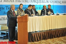 Turkic countries to establish media coordination center (PHOTO) - Gallery Thumbnail
