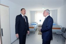 Azerbaijani President attends inauguration of Republican Children`s Clinical Hospital (photo) - Gallery Thumbnail