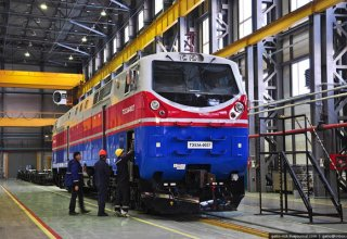 Kazakhstan starts exporting locomotives to Moldova