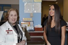 Vice-President of Heydar Aliyev Foundation to be awarded by Children`s Cancer & Blood Foundation in New York (PHOTO) - Gallery Thumbnail