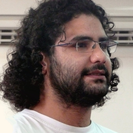 Protests as Egyptian activist's jailing extended