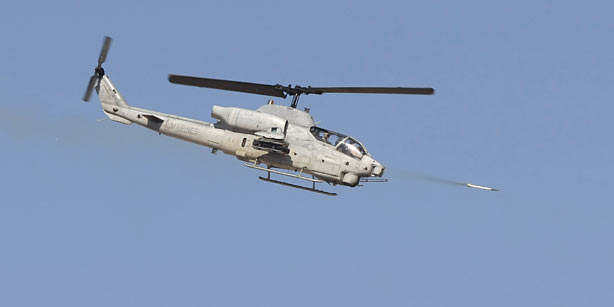 Super Cobra helicopter sale to Turkey cleared in US Congress