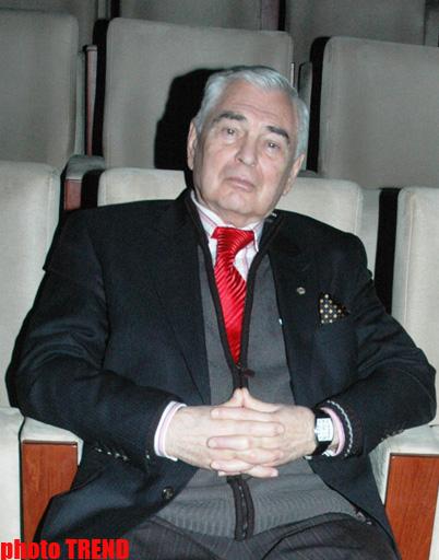 В Москве скончался известный артист Юрий Григорьев – последнее интервью в Баку (ФОТО) - Gallery Image