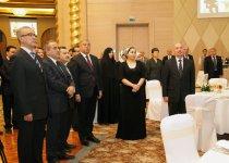 Посольство Туркменистана на высоком уровне провело в Баку официальный прием (ФОТОСЕССИЯ) - Gallery Thumbnail