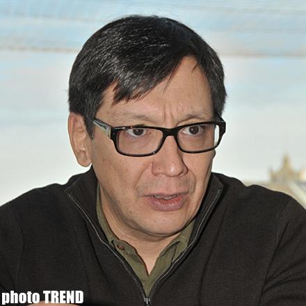 Егор Кончаловский: Удивительное переплетение транскультур в Баку является хорошей почвой для отличного кино (ФОТО)
