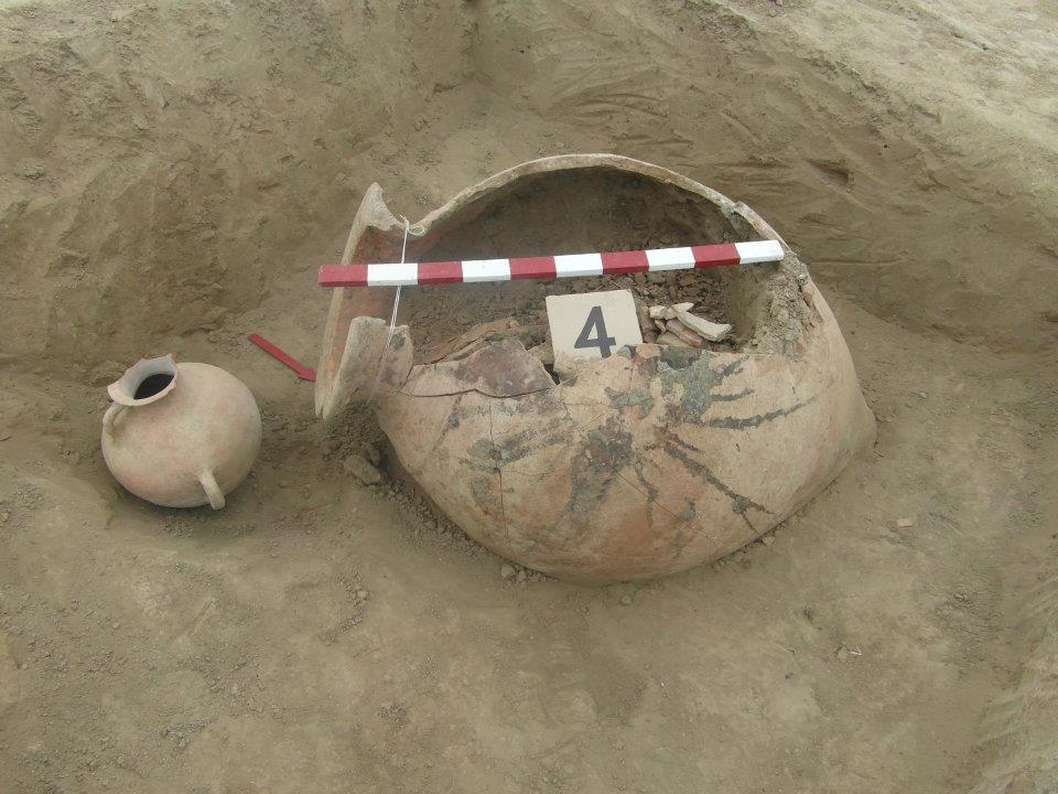Excavations confirm Azerbaijanis' identity with ancient Turks (PHOTO) - Gallery Image