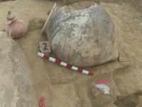 Excavations confirm Azerbaijanis' identity with ancient Turks (PHOTO) - Gallery Thumbnail