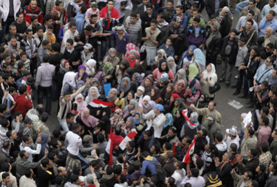 At least 20 injured in Cairo clashes