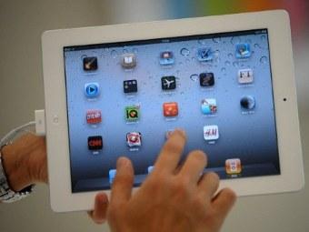 Около тысячи человек собрались у лондонского магазина Apple, чтобы купить новый iPad