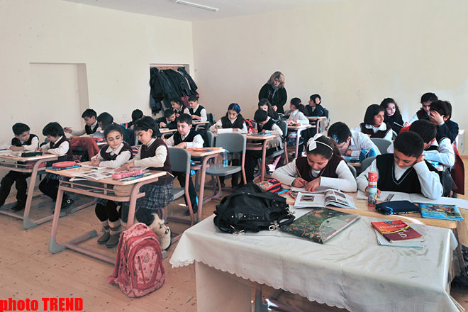 Schools and kindergartens closed in earthquake affected Azerbaijani region